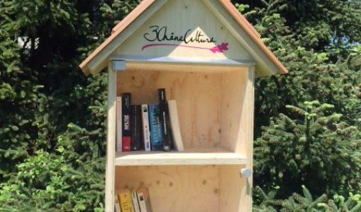 Une nouvelle vie pour nos livres