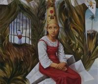 Artistes Bulgares et Cubain à la Galerie l'Art'monie