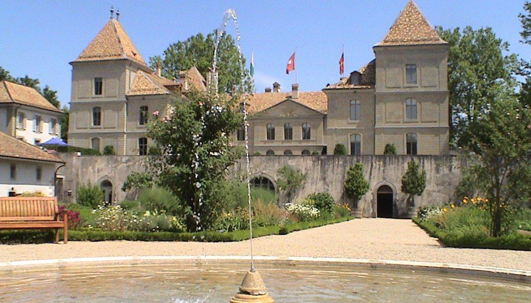 39. Visite du Château de Prangins, Musée national suisse