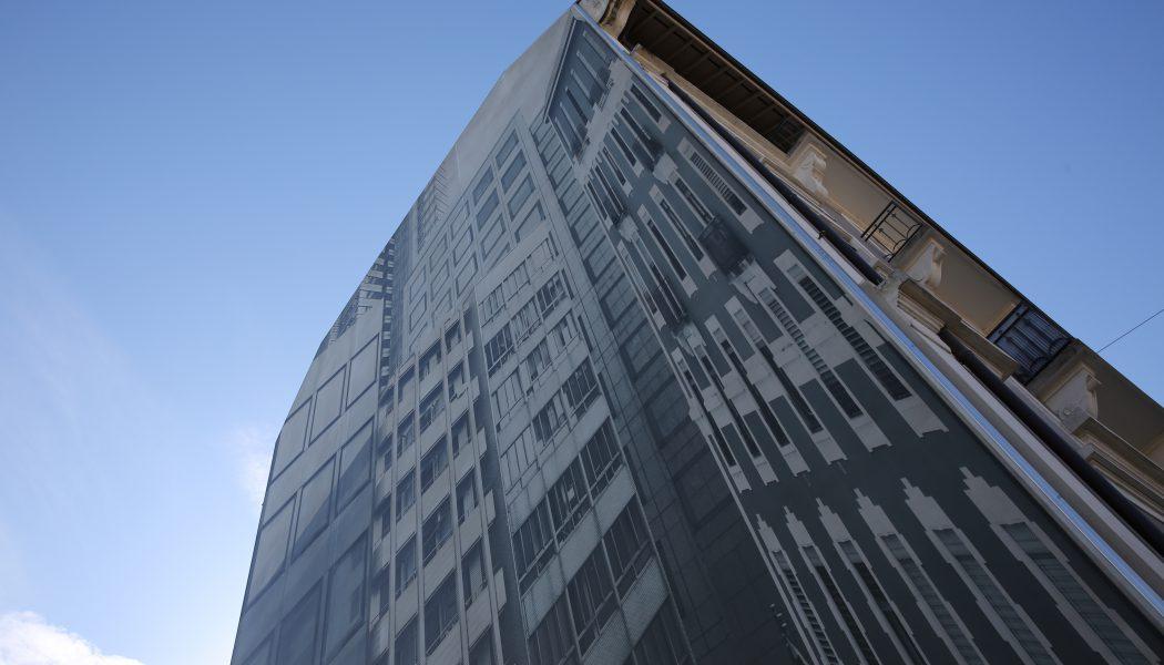 Architecture au Acacias.