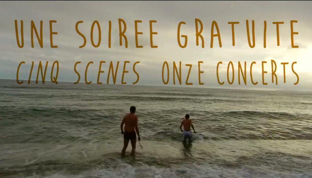 Jazz sur la plage à besoin de nous