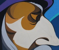 Fresque à Meyrin