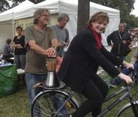 Entre ville et campagne: un rendez-vous réussi au Parc La Grange!