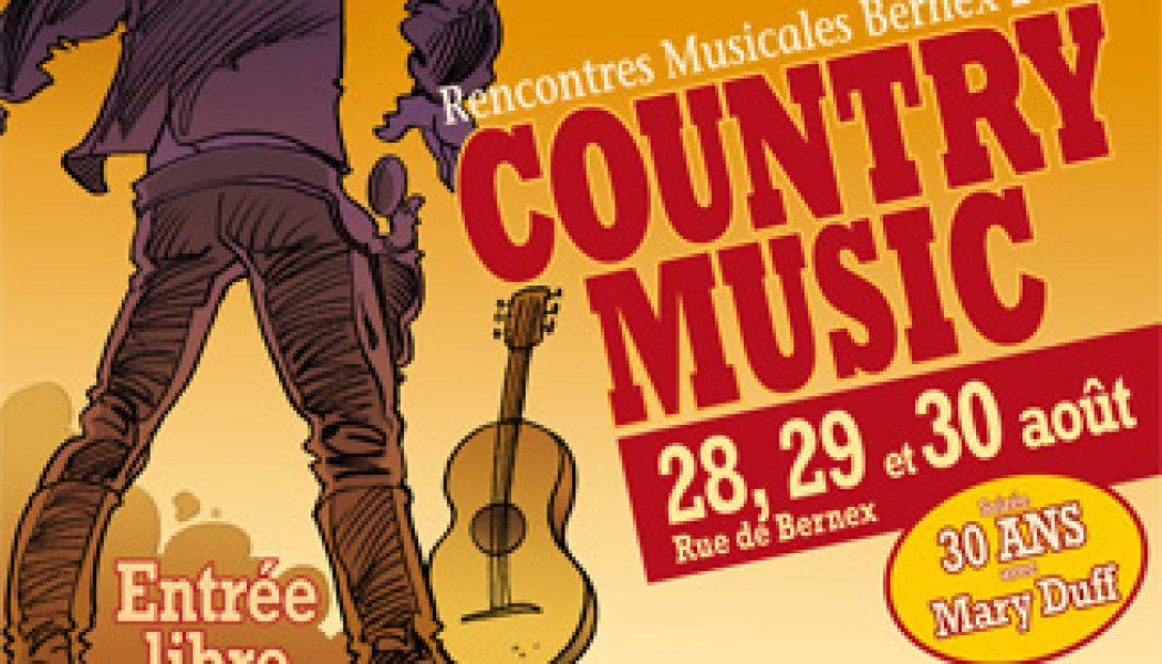 Les Rencontres Musicales fêtent leur 30 ans – COUNTRY