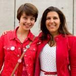 Maia Mueller et Stéphanie Lammar. © DR
