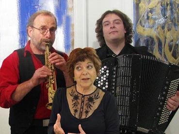 Nelly Uzan - Michel Borzykowski - Pier-Yves Têtu