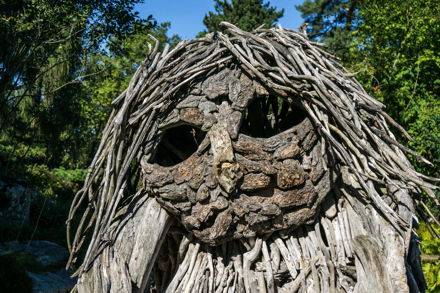 les tranges bestioles du jardin botanique de genve sign genve - Jardin Botanique Geneve
