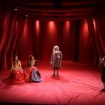 Scène du spectacle de Dominique Ziegler.© David Deppierraz