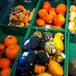 Les cucurbitacés sont déjà au supermarché. © Maryelle Budry