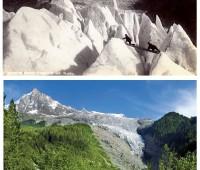 Au Bout du monde parmi les glaciers en péril