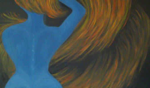 Imagin'air – Antoinette Deley expose ses œuvres chez REGUS !