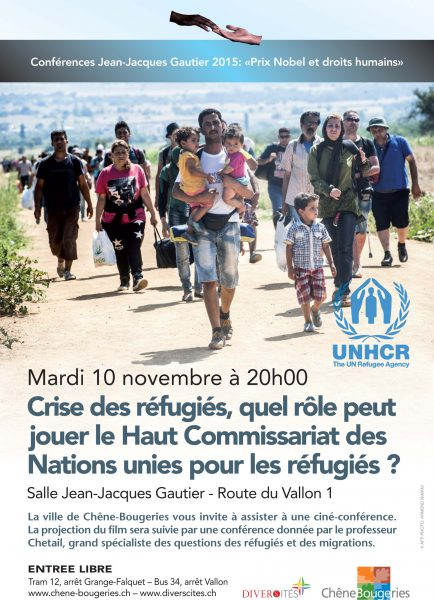 Ciné-conférence : Crise des réfugiés