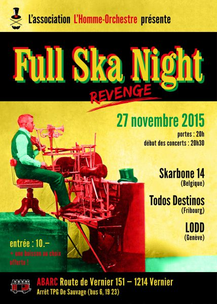 Full Ska Night Revenge