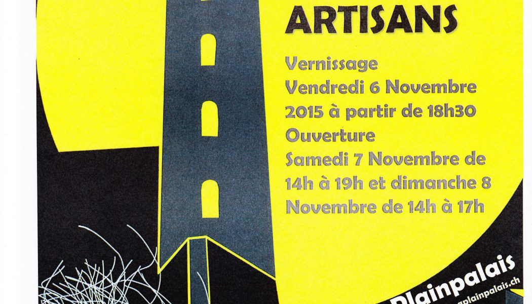 Exposition d'artistes et artisans