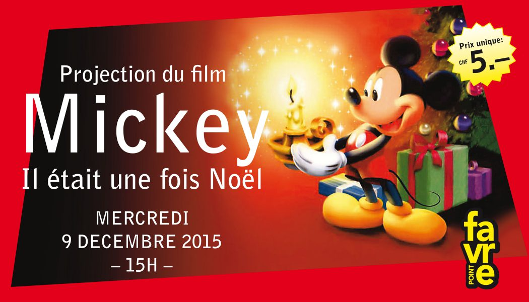 Mickey – Il était une fois Noël