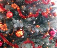 Décorer harmonieusement son sapin et son balcon pour Noël