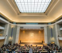 «J'ai 70 ans» – Journée portes ouvertes aux Palais des Nations