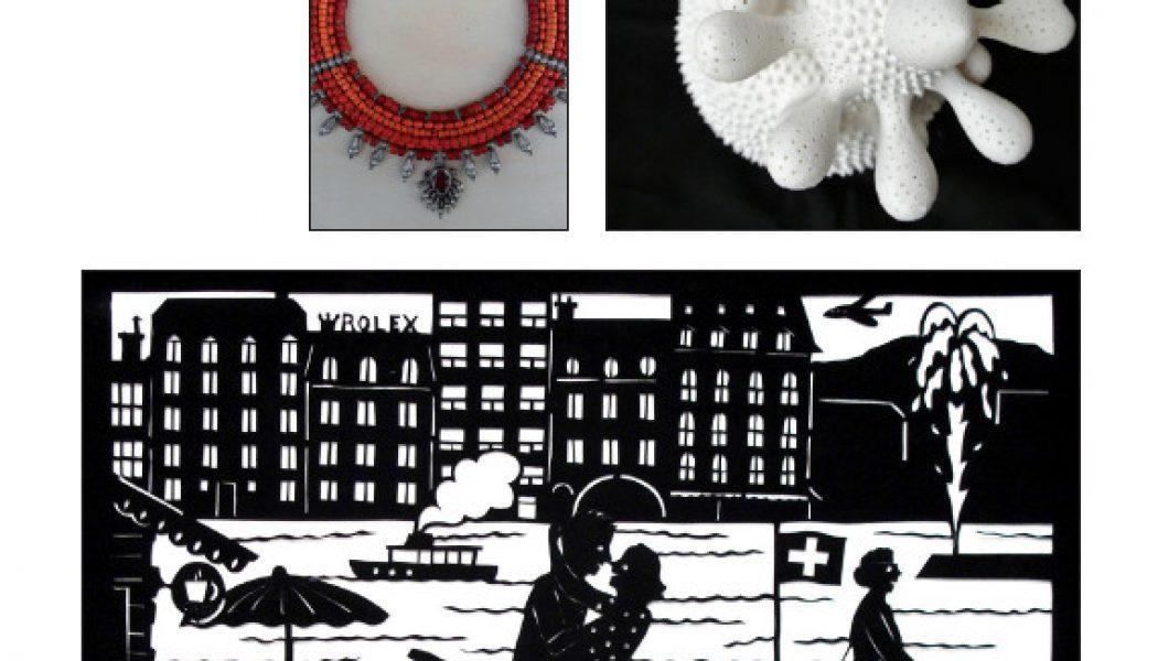 Paper Art, Céramique & Bijoux