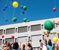Des projets artistiques pour l'école du quartier de La Chapelle-Les Sciers