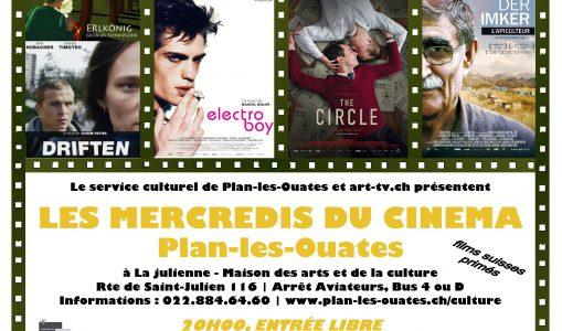 Rencontre avec le cinéma suisse à Plan-les-Ouates: une formule qui plaît!
