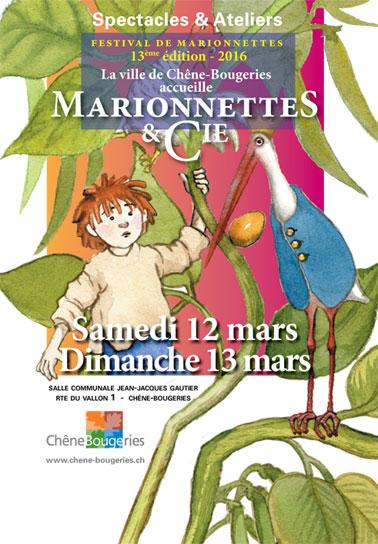 Festival de marionnettes 2016