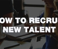 Workshop How to recruit new talent