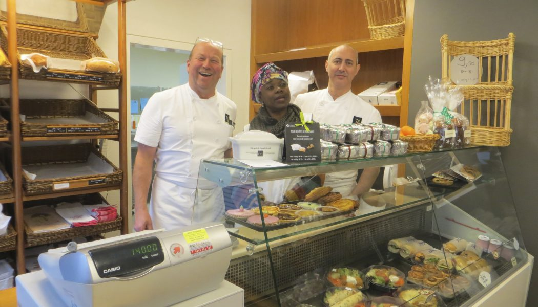 Fondation Foyer Handicap Plan Les Ouates : C est extra à la boulangerie des caroubiers signé genève