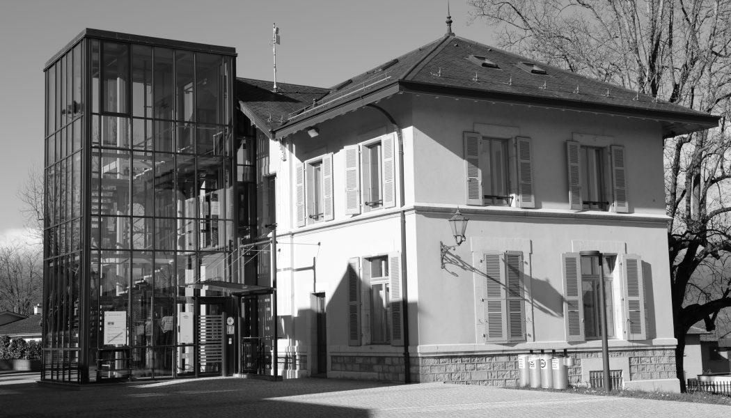 Mairie de Bernex
