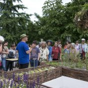 La Visite du Jardinier