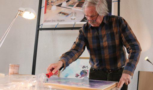 Eric Wuarin, l'aquarelle à portée de tous