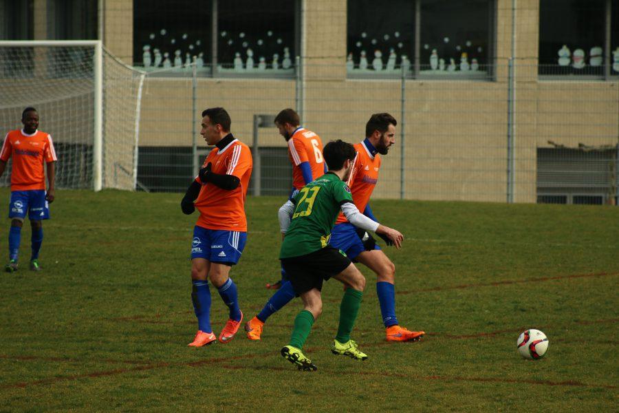 FC Saxon-Sports (VS) – FC Veyrier-Sports, une histoire de foot mais surtout d'amitié