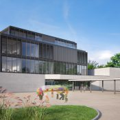 L'Institut International de Lancy se dote d'un bâtiment innovant