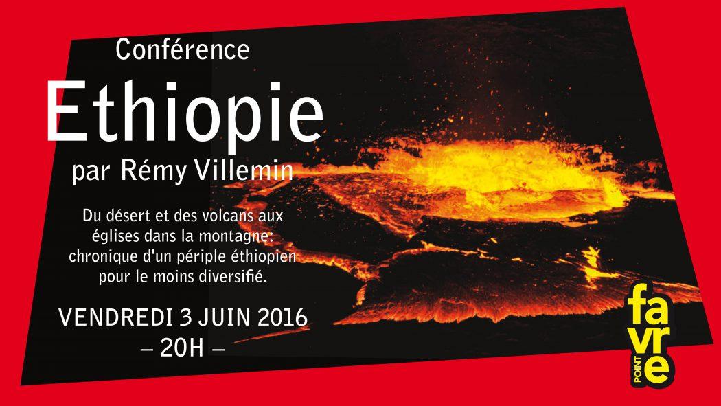 Conférence «Ethiopie»