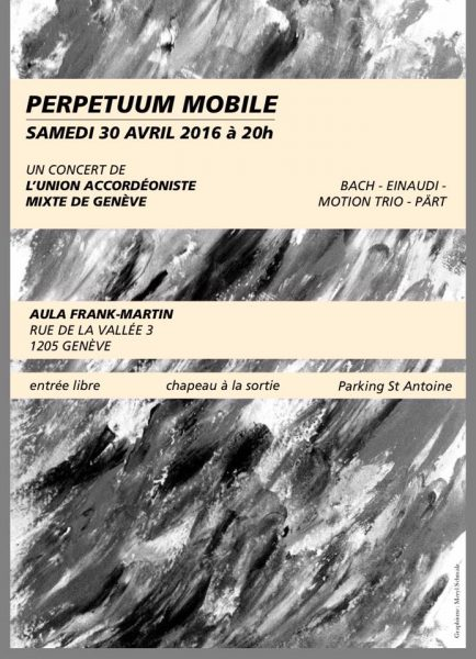 A la découverte de la musique minimaliste avec l'UAM !