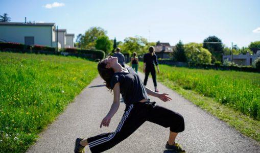 #rencontre, avec la danseuse et chorégraphe Marine Besnard