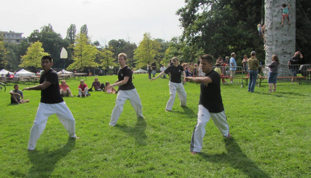 Cours gratuits de Taekwondo & self-defense