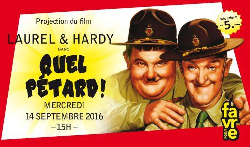Laurel & Hardy – Quel Pétard !