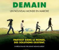 Projection du film « Demain » à Corsier