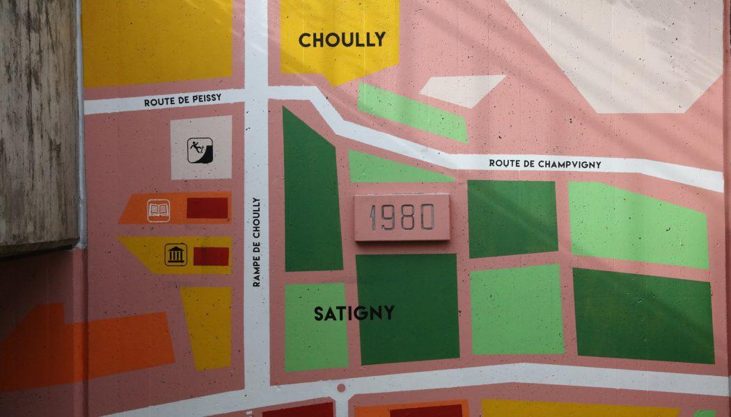 Peau Neuve à Satigny