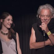 Belle surprise aux Caves de Versoix : Sophie de Quay & Waveguards avec Pascal Auberson comme parrain de scène.