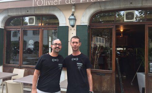 L'Olivier de Provence à nouveau ouvert à Carouge