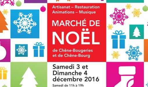 Marché de Noël de Chêne-Bougeries et Chêne-Bourg