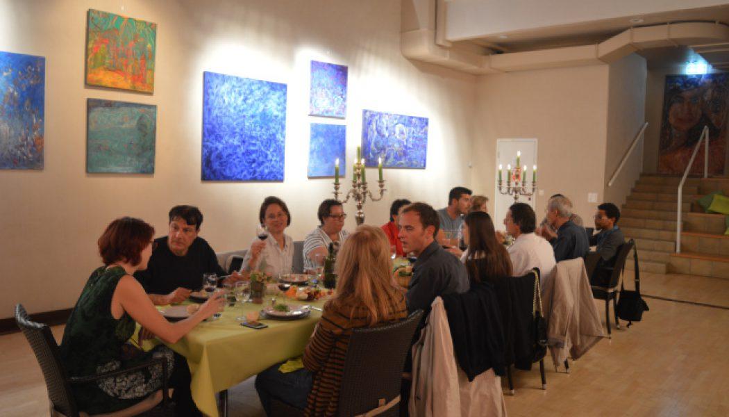 Geneva Networking fête sa première soirée !