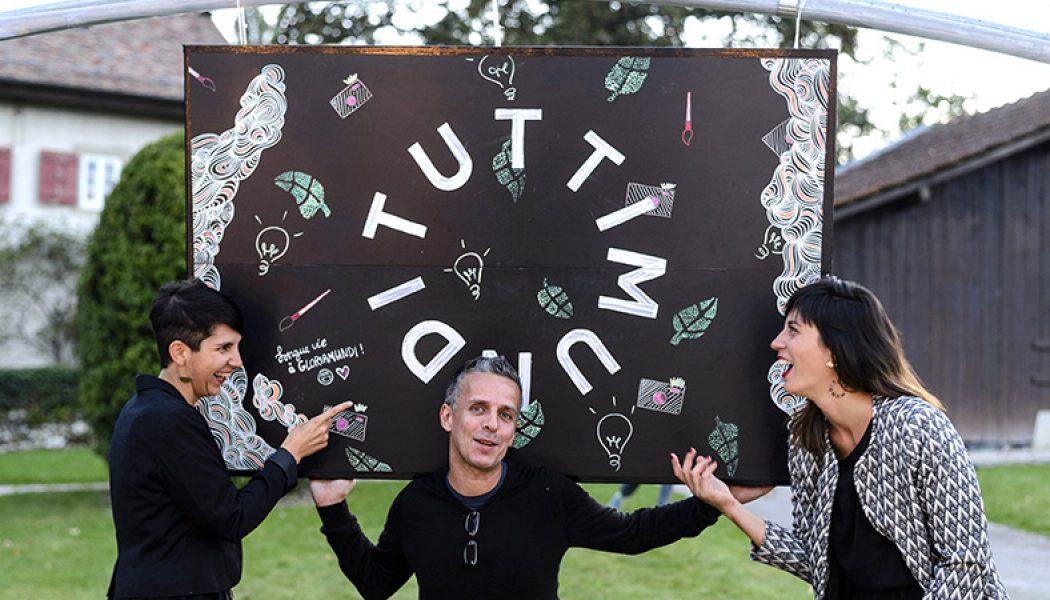 Les concepteurs de la plateforme Tuttimundi ©C. Martignoli