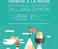2ème édition de Genève à la Neige : des prix canons pour remettre les Genevois sur les skis