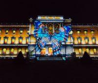 Spectacle Son & Lumière au parc des Bastions
