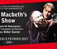 The Macbeth's Show