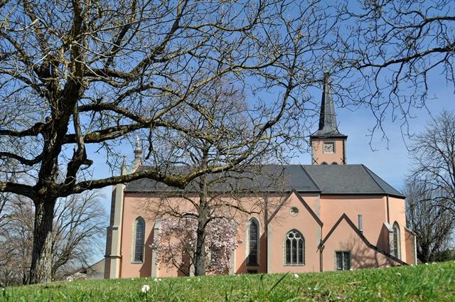 Eglise catholique de Bernex