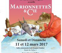 Marionnettes & Cie… 14ème édition du festival de marionnettes à Chêne-Bougeries