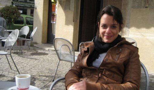 Notre poète Stéphanie de Roguin